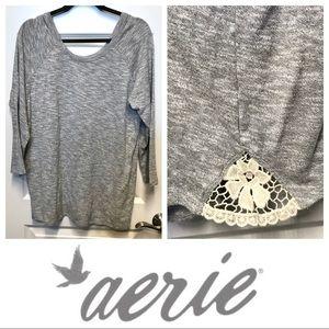 💥NWOT💥Aerie Lightweight Sweatshirt
